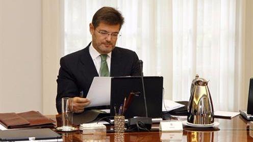 Catalá reivindica la Administración de Justicia española como ejemplo a seguir en Europa