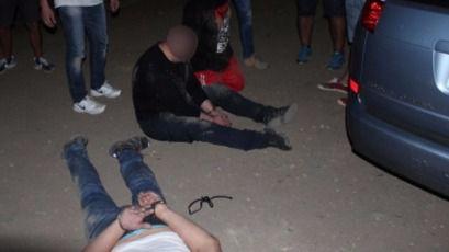 Desarticulada una banda que asaltaba y robaba a narcotraficantes