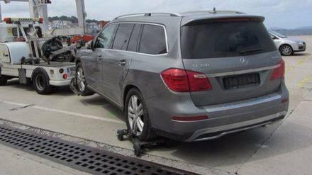 Cae una red internacional dedicada al robo de vehículos de lujo
