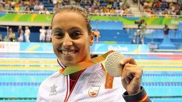 La piscina reporta nuevas alegrías al equipo español en Río