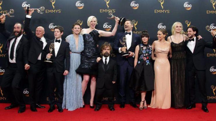 'Juego de tronos' ya es la serie más premiada de la historia