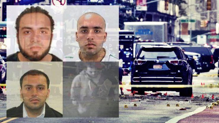 Un estadounidense nacido en Afganistán, presunto autor de las bombas de Nueva York