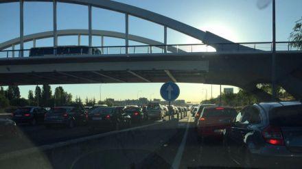 El Día sin Coches lleva el caos a Madrid
