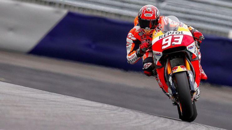 Márquez: 'La polémica con Rossi me afectó, eso no era motociclismo'