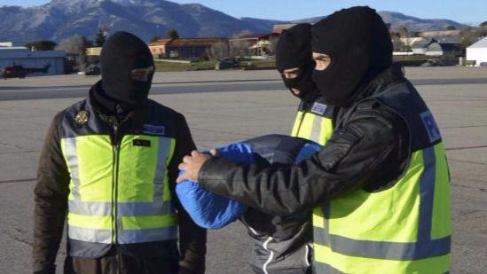 Interceptados dos yihadistas en Valladolid y Murcia