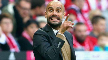 Pep Guardiola y sus estrictas normas