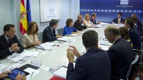 Nueva reunión de la Comisión para el seguimiento del Brexit