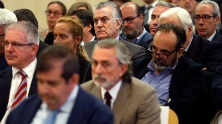 Bárcenas: 'He venido a defenderme, no a cargar contra nadie'