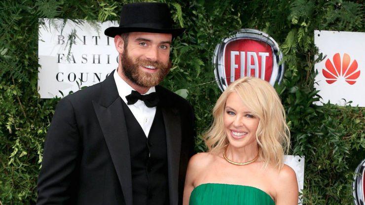 Boda cancelada: Kylie Minogue y Joshua Sasse