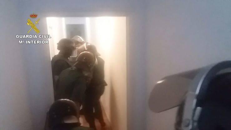 Liberadas cuatro mujeres explotadas y extorsionadas