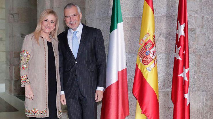 Cifuentes quiere que Madrid sea más internacional