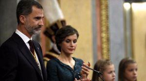 El Rey reclama a los diputados y senadores 'generosidad, responsabilidad, respeto y entendimiento'
