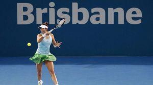 Muguruza llega a la final de Brisbane