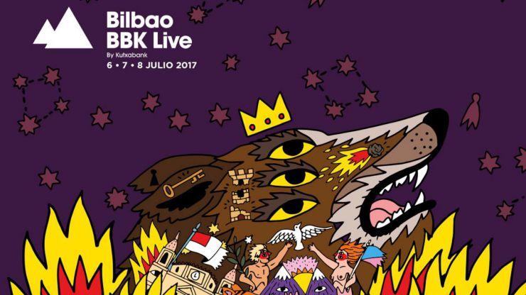 Nuevas confirmaciones para el Bilbao BBK Live 2017