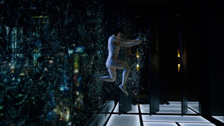 'Ghost in the shell', el alma de la máquina