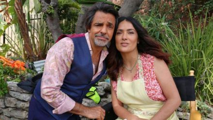 'How to be a latin lover', lo nuevo de Salma Hayek