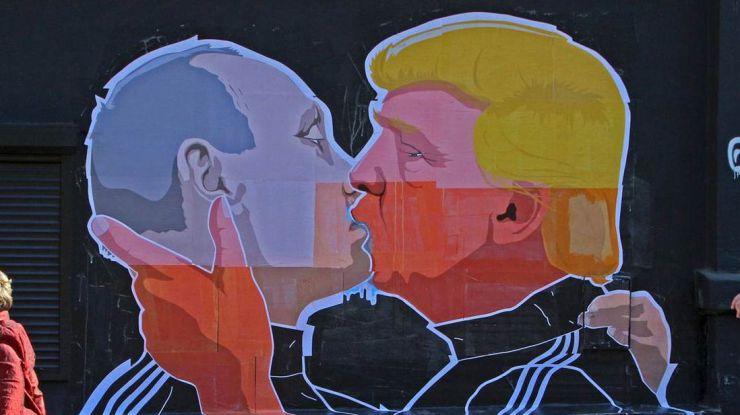 Donald Trump dispuesto a levantar las sanciones a Rusia