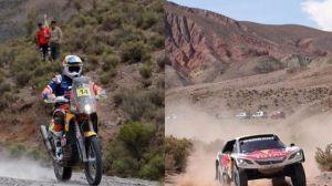 Sunderland y Peterhansel ganan el Dakar 2017