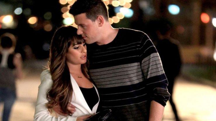 Lea Michele aún tiene muy presente a Cory Monteith