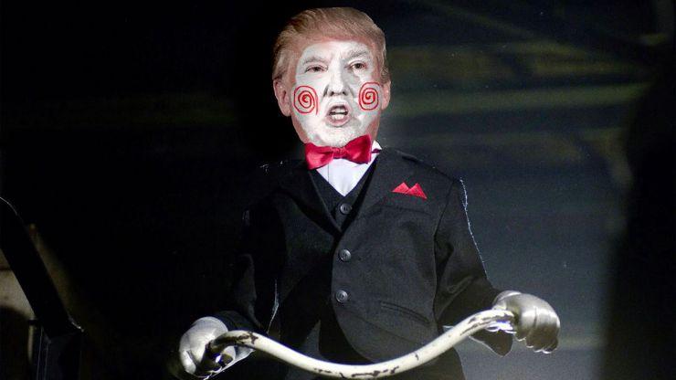 American Horror… ¡Trump!