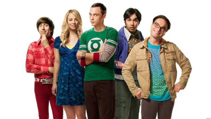 Dos temporadas más para 'The Big Bang Theory'