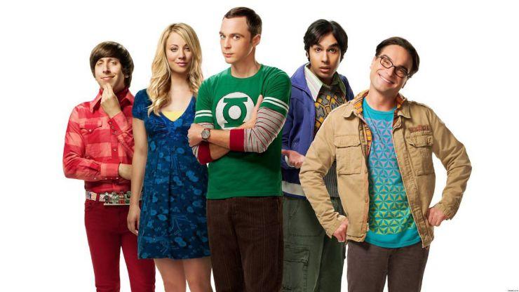 Dos temporadas más para 'The Big Bang Theory'