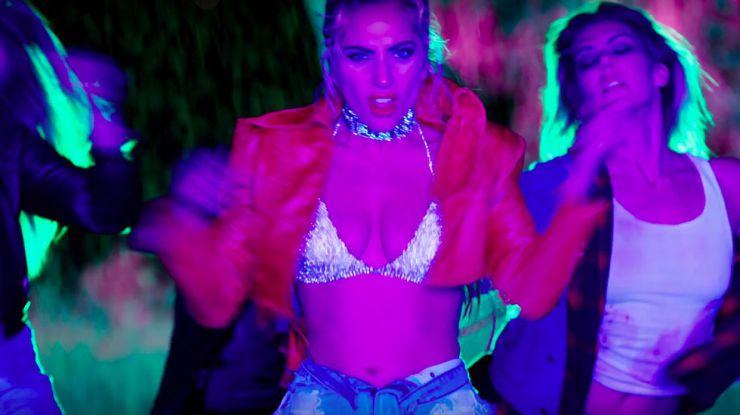 Lady Gaga y Fangoria ponen color a los vídeos de la semana