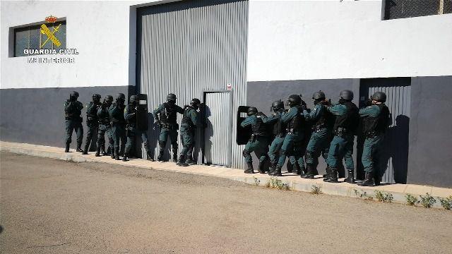 Desarticulado en Alicante un entramado dedicado al cultivo y tráfico de drogas