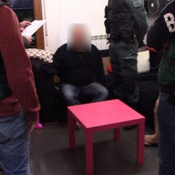 Nuevo golpe a la trata de seres humanos en Navalcarnero (Madrid)
