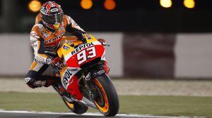 Marquez reconoce que no tiene la moto soñada
