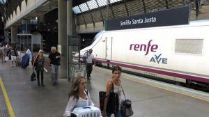 AVE 'regala' viajes a Sevilla por su 25 aniversario