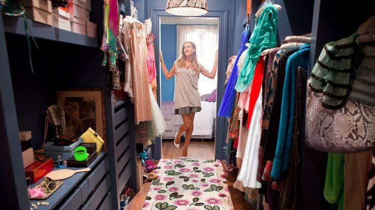 ¿Nuestros armarios tienen más ropa de la que usamos?