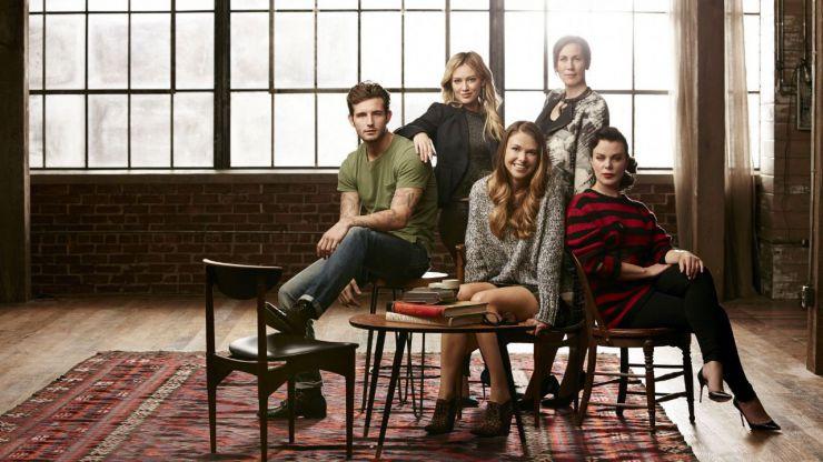 'Younger', renovada antes de estrenar nueva temporada