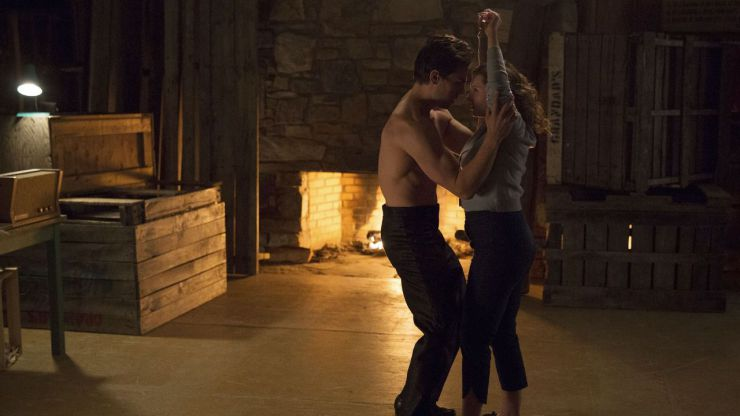 Baby y Johny se reencuentran en el remake de 'Dirty Dancing'