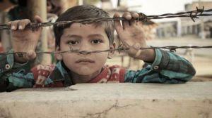 El número de niños refugiados que viajan solos se quintuplica en cinco años