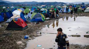 Grecia se ha convertido en una ratonera para refugiados