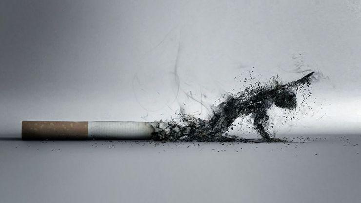Si tu pareja fuma, te está matando…