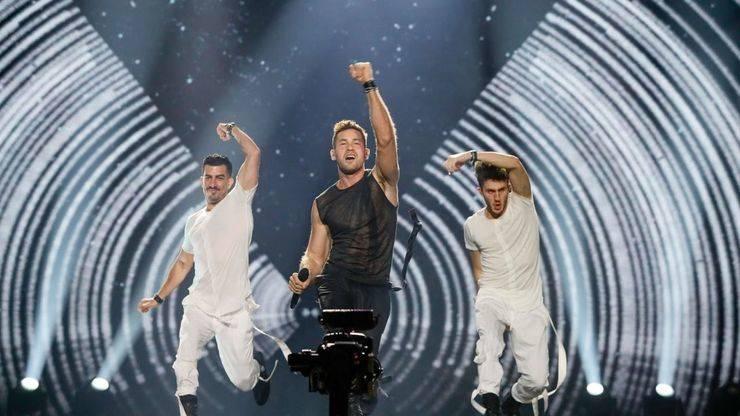 Hot or Not? Eurovisión 2017