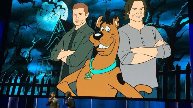 'Sobrenatural' tendrá crossover con 'Scooby Doo' en su nueva temporada