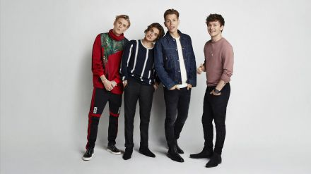 The Vamps llena el vacío de One Direction