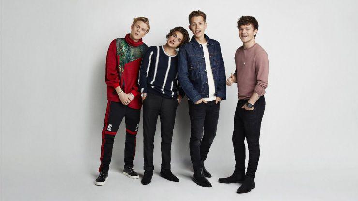 The Vamps llena el vacío de One Direction