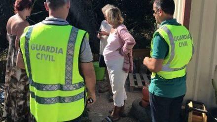 Detenido un matrimonio en Málaga por abusos sexuales a menores