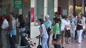 Quedan menos de 3,5 millones de parados en España