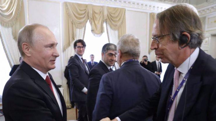 Putin: 'No conozco a Trump, pero me gusta que sea sencillo y directo'