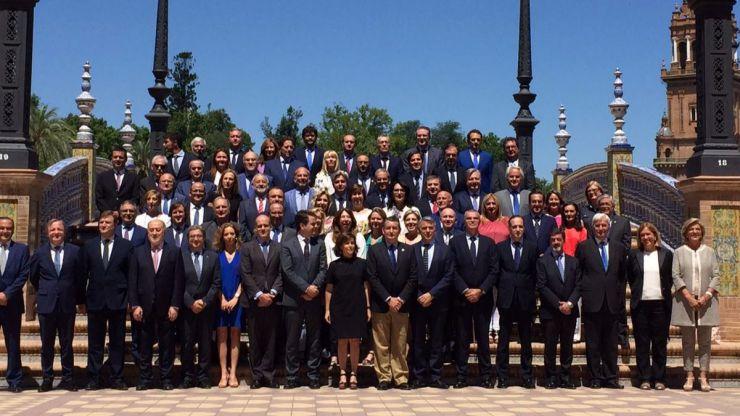 Sáenz de Santamaría presenta el Plan de Modernización de la Administración Periférica del Estado