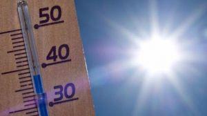 Llega la primera ola de calor antes del verano