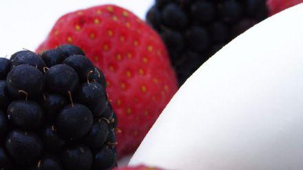 Receta: Un helado casero bajo en calorías