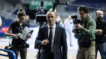 Javier Fesser termina el rodaje de 'Campeones'