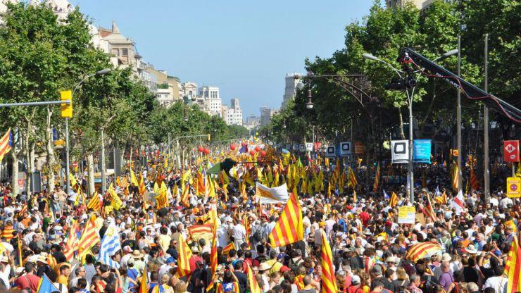 Otra visión del referéndum catalán