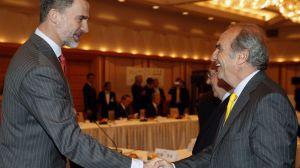 El rey Felipe VI recibe en audiencia a la CEOE y una delegación japonesa
